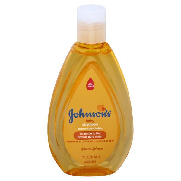 Johnsons Baby Shampoo