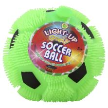 Googly Soccer Ball, Light-Up