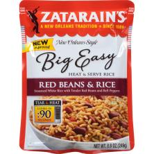 Zatarains New Orleans Style Big Easy Red Beans and Rice