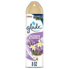 Glade Spray, Lavender & Vanilla