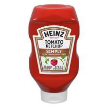 Simply Heinz Ketchup, Tomato