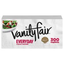 Vanity Fair Everyday Napkins, 2-Ply, Mega Pack