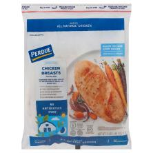 Perdue Chicken Breasts, Boneless Skinless, with Rib Meat