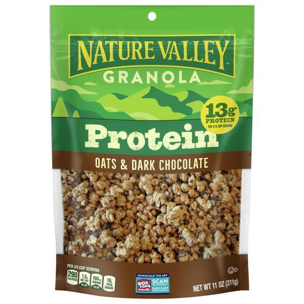 Nature Valley Oats N Dark Chocolate Protein Granola G