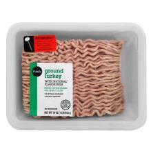 Publix Fresh Ground Turkey, 93% Lean USDA-Inspected