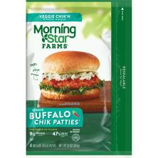MorningStar Farms Veggie Patties, Buffalo Chik