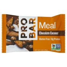 Probar Meal Energy Bar, Chocolate Coconut