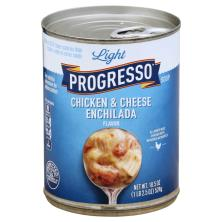 Progresso Light Soup, Chicken & Cheese Enchilada Flavor