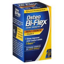 Osteo Bi-Flex Joint Health, + Vitamin D, Triple Strength, Coated Tablets