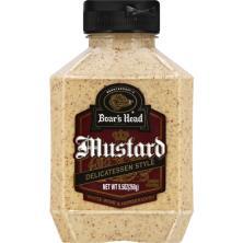 Boars Head Mustard, Delicatessen Style