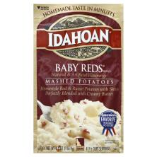 Idahoan Mashed Potatoes, Baby Reds