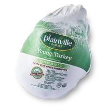 Plainville Fresh Turkey, Certified Organic