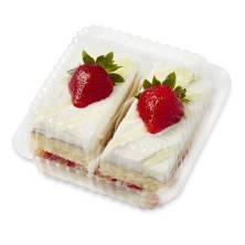 Strawberry Limonata Cake Slice 2 Count