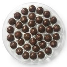 Brownie Bites Bon Bon Platter Large, 37-Count