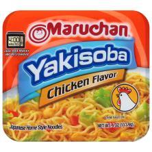 Maruchan Yakisoba, Chicken Flavor