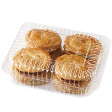 Mini Beef Flavored Pastry 8 Ct