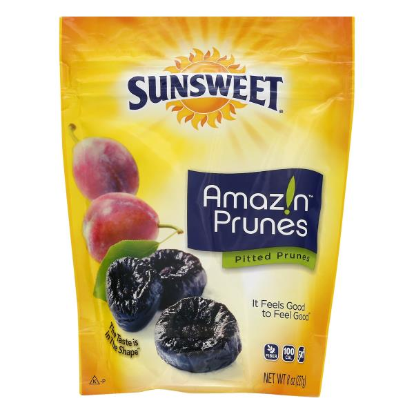 Sunsweet Amaz!n Prunes, Pitted