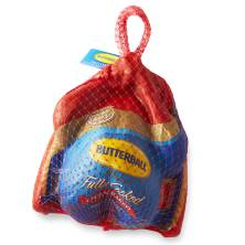 Butterball Baked Young Turkey, 10 - 12/.