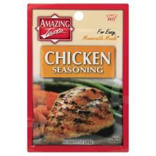 Amazing Taste Seasoning, Chicken