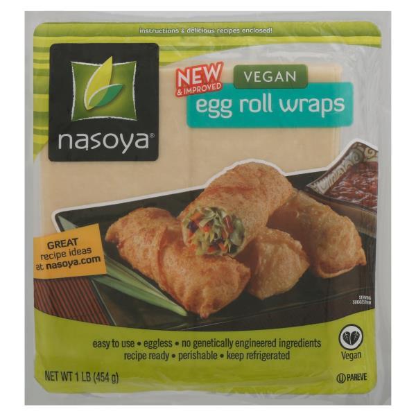 Nasoya Egg Roll Wraps