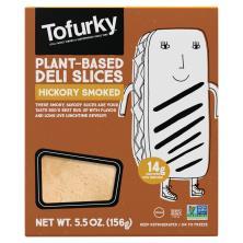 Tofurky Deli Slices, Hickory Smoked