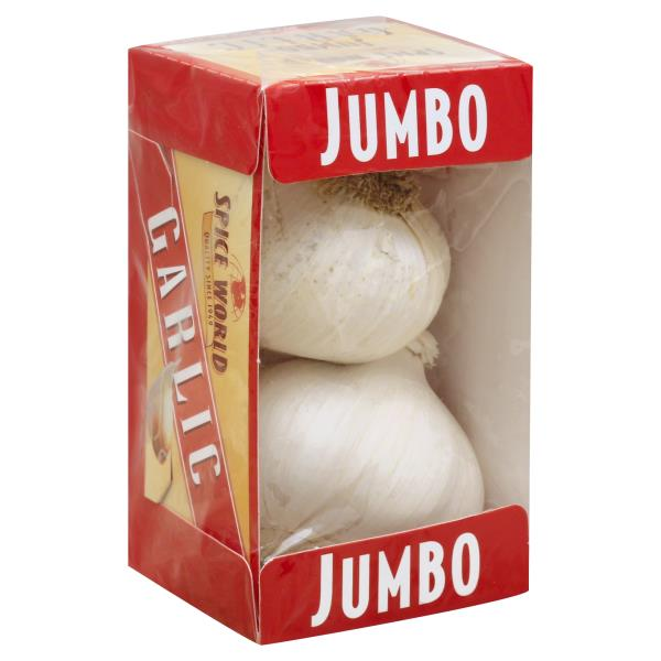 Jumbo Package Garlic