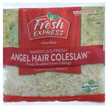 Fresh Express Cole Slaw, Angel Hair