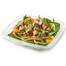 Mandarin Tofu Salad
