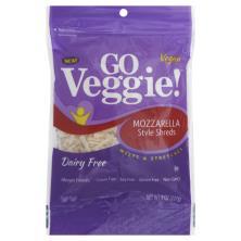 Go Veggie Shreds, Mozzarella Style