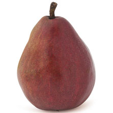 Red Pears Large