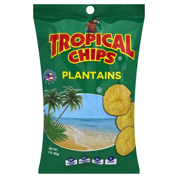Tropical Chips Chips, Plantain