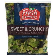 Fresh Express Salad, Sweet & Crunchy