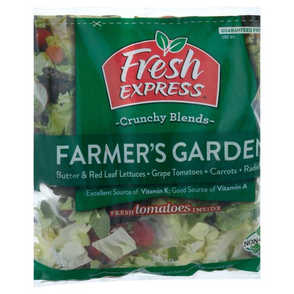 Fresh Express Salad, Farmer's Garden