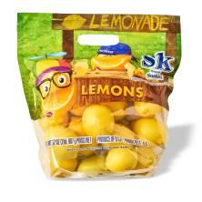 Lemons Bagged