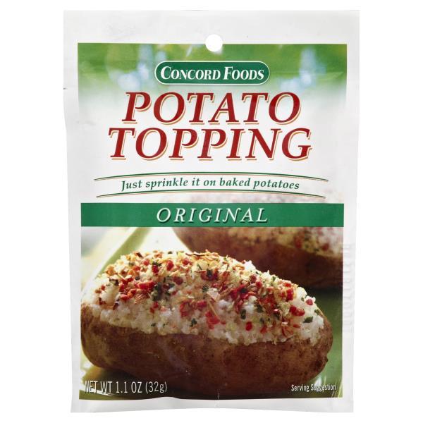 Concord Foods Potato Topping, Original