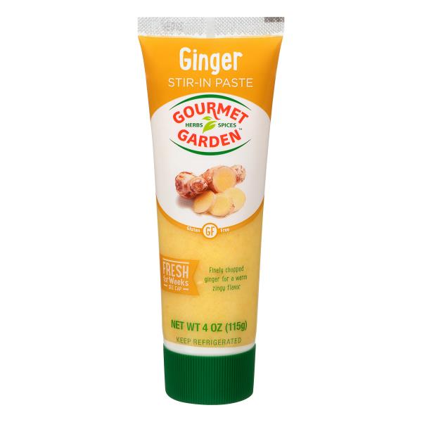 Gourmet Garden Ginger, Stir-In Paste