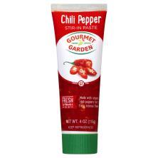 Gourmet Garden Chili Pepper, Stir-In Paste