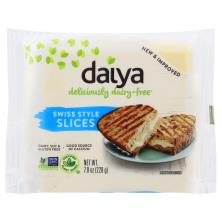 Daiya Cheese, Swiss Style Slices