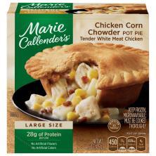 Marie Callenders Pot Pie, Chicken Corn Chowder