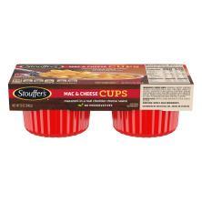 Stouffers Mac Cups, Classic Mac & Cheese