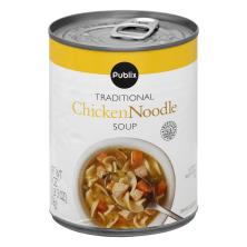 Publix Soup, Chicken Noodle