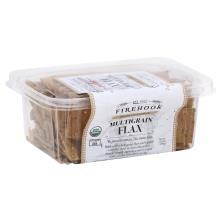 Firehook Crackers, Baked, Multigrain Flax