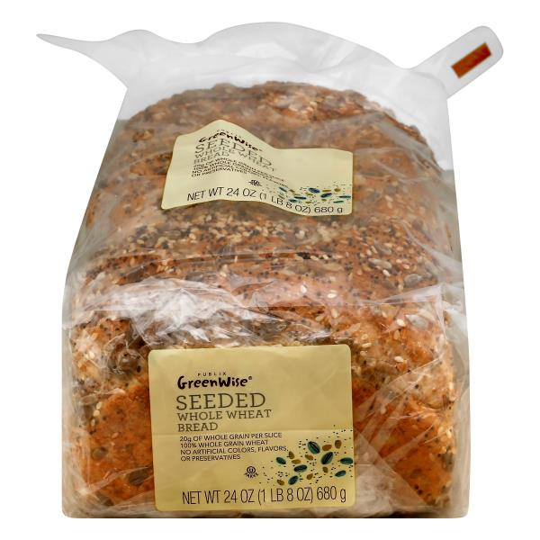 GreenWise Seeded Whole Wheat Bread