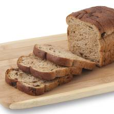 GreenWise Cinnamon Raisin Whole Wheat Bread