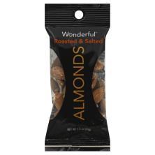 Wonderful Almonds, Roasted & Salted