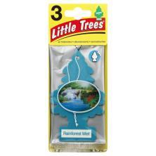 Little Trees Air Fresheners, Rainforest Mist