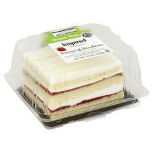 Inspired Shortcake, White Chocolate, Dreamin' of Strawberries