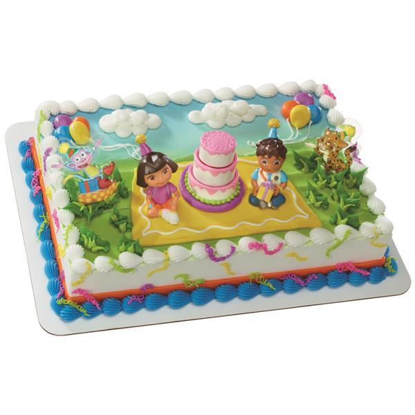 Dora The Explorer Birthday Celebration Publix