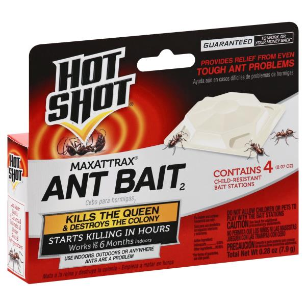 Hot Shot MaxAttrax Ant Bait 2