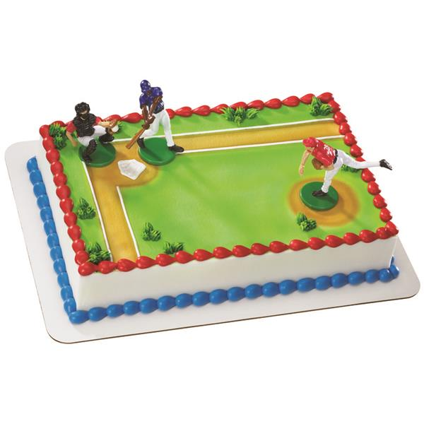Batter up Baseball Players